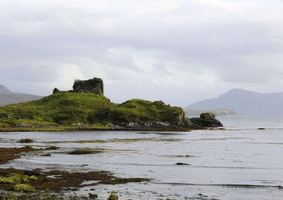 Knock Castle Skye
